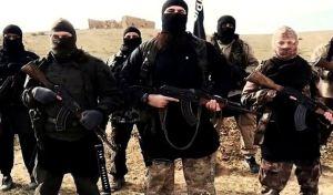 Terroristas de EI