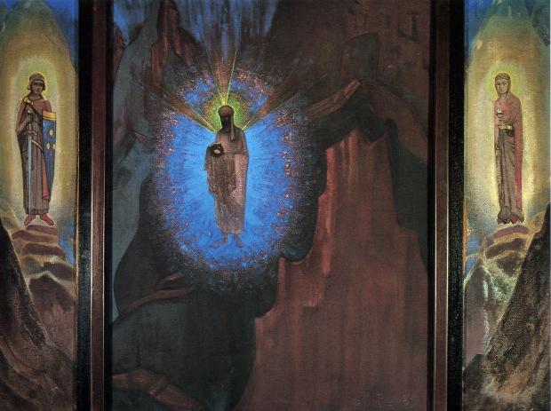 Fiat-Rex-by-Nicolas-Roerich