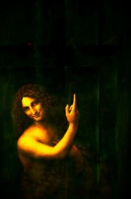 Juan Bautista Leonardo Da Vinci