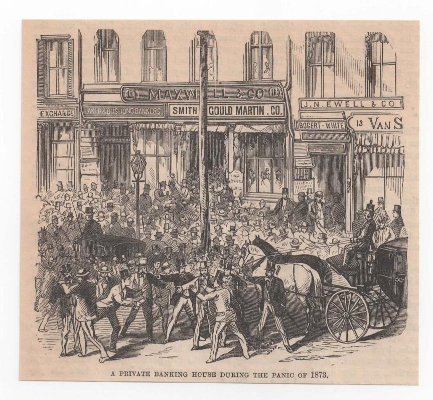 El Pánico de 1873